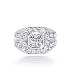 Chamfered Square Ring