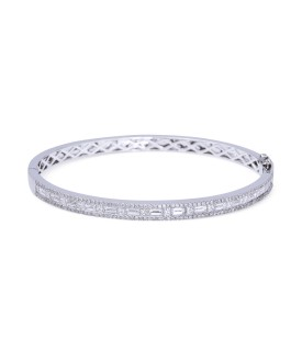 Square Grace Bangle