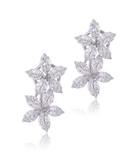 Star Clove Earrings