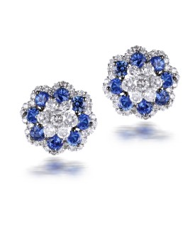 Stellar Cerulean Earrings