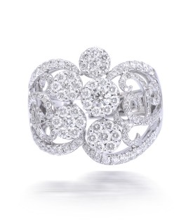Royal Vine Ring