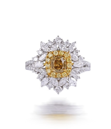 Apollo Diamond Ring