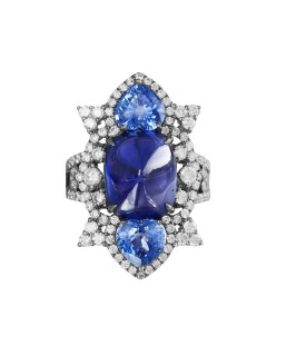 Orion Sapphire Ring